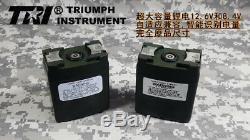 12V Battery For TRI PRC-152 Multiband Handheld Radio Large Capacity Battery New