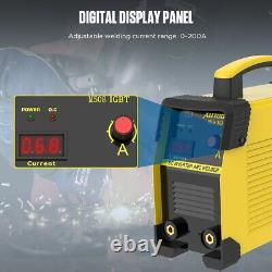 20-160A Handheld Stick Welder MMA ARC DC Inverter Welding Machine IGBT 110V 220V