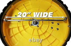 20 Surface Cleaner washer BE Pressure WHIRLAWAY 85.403.007