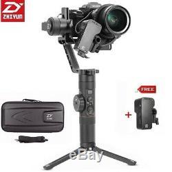 2019 Zhiyun Crane 2 3-Axis Handheld Gimbal Stabilizer +Follow Focus Kit for DSLR