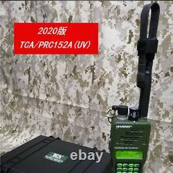 2020 TCA/PRC-152A (UV) High Power Output HANDHELD RADIO Aluminum Multiband Radio