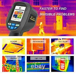220x160 Handheld Infrared Thermal Imager Inspection Camera Resolution 2.8 LCD