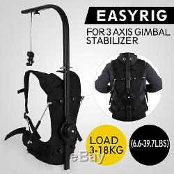 3-18KG As Easyrig Vest Rig For Ronin DSLR 3 AXIS Gimbal Handheld Stabilizer