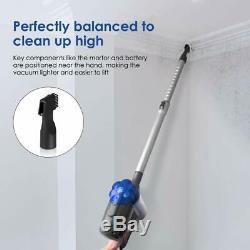 4 IN 1 Upright & Handheld Vacuum Cleaner 12Kpa Lightweight Bagless Hoover Vac