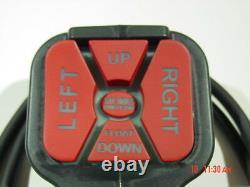 56462 New Western Pistol grip control controller 6 pin handheld plow 56369