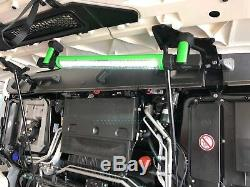 75cm Portable 60 LED Magnetic Rechargeable Work Light Bar Bonnet Workshop SWLR21