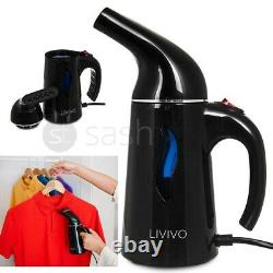800W Handheld Clothes Steamer Garment Portable Fabric Steam Heat Iron Travel New