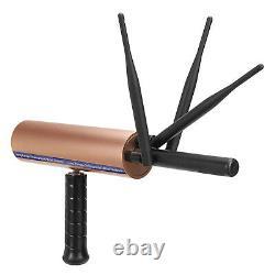 AKS 3D 3 Antenna 1200m Long Range Gold Diamond Gem Metal Detector Scanner Finder