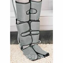 Air Compression Leg Massager Foot Calf Wrap Massage Therapy Body Machine