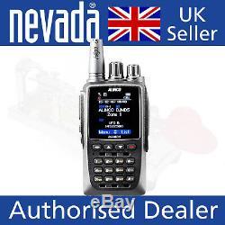Alinco DJ-MD5 NEW VHF/UHF dualband DMR handheld transceiver