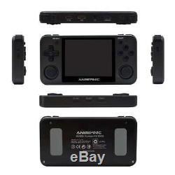 Anbernic RG350M Handheld Game Emulator Neogeo, NES, SNES, PS1 32gb sd HDMI out