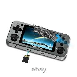 Anbernic RG351M handheld retro video game console 64gb 2500 games built in wifi