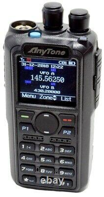Anytone AT-D878UV DMR Hand held