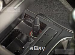 BLACK & DECKER 12v Car/Van/Caravan FLEXI Auto DustBuster Vacuum Cleaner PD1200AV