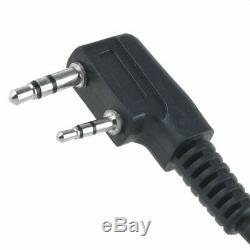 Baofeng BF-S112 Walkie Talkie Handheld Speaker Mic For UV-5R 888S Radio NEW