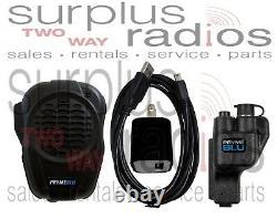 Bluetooth Speaker Mic & Adapter Motorola XTS5000 XTS3000 XTS2500 XTS1500 PR1500