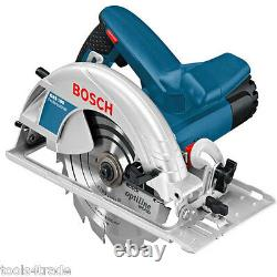 Bosch GKS190 190mm Hand Held Circular Saw with Carry Case 0601623070 240V