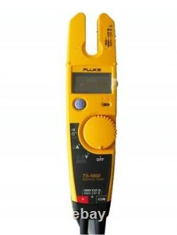 Brand New FLUKE T5-1000 1000 Voltage Continuity Current Electrical Tester Meter