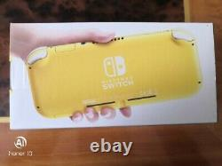 Brand New Nintendo Switch Lite Handheld Console