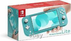 Brand New Nintendo Switch Lite Handheld Console 3 colours Warranty UK Seller
