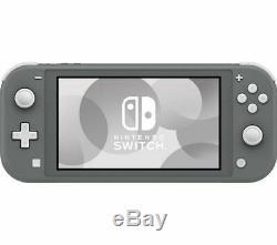 Brand New Nintendo Switch Lite Handheld Console GREY Colours EU Version