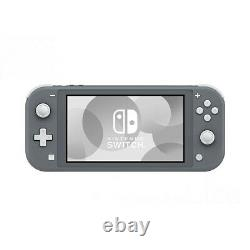 Brand New Nintendo Switch Lite Handheld Console Grey UK Stock