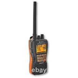COBRA HH600E DSC EU Hand Held Marine VHF Radio UK Spec + Warranty Light Floating