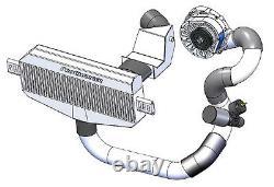 Challenger Hemi 15-21 5.7L R/T P1SC1 Procharger Supercharger HO Intercooled Kit