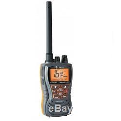 Cobra HH350 VHF Floating Handheld VHF Marine LCD Radio Boat