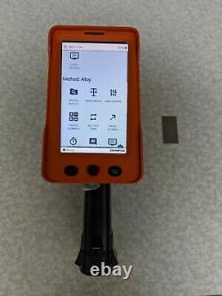 DEMO Olympus Vanta XRF Handheld Analyzer Alloy Scrap PMI Precious Metals Niton