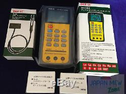 DER EE DE-5000 High Accuracy Handheld LCR Meter with TL-21 TL-22 & TL-23 NEW