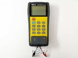 DER EE DE-5000 High Accuracy Handheld LCR Meter with TL-21 TL-22 TL-23 New F/S
