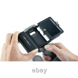 DJI OM 4 Handheld Foldable Stabilizer and Action Camera Adapter Bundle