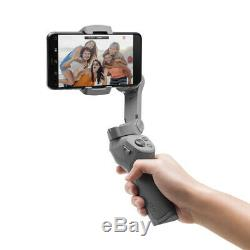 DJI OSMO Mobile 3 Handheld Gimbal 3-Axis Stabilizer Smartphone Essentials Combo