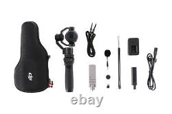 DJI OSMO+ PLUS Handheld 4K 12MP Stabilized Camera 22-77mm, 3.5× optical ZOOM