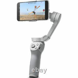 DJI Osmo Mobile 4 Handheld 3-Axis Smartphone Gimbal Tripod Stabilizer with Grip