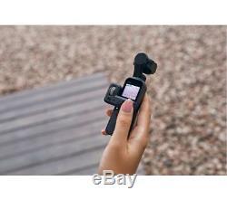 DJI Osmo Pocket Handheld Camera Black Currys