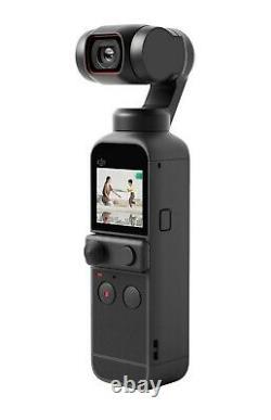DJI Pocket 2 Creator Combo Touchscreen Handheld 3-Axis Gimbal Stabilizer Camera