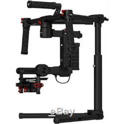 DJI Ronin M 3-Axis Brushless V3 Gimbal Stabilizer with 2 Batteries SLR GO PACK Kit