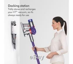 DYSON V7 Animal Cordless Vacuum Cleaner Purple Currys