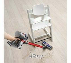 DYSON V7 Total Clean Cordless Vacuum Cleaner Red Currys