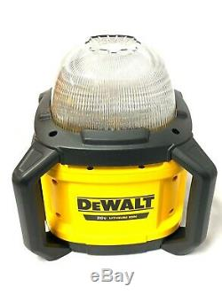 DeWALT DCL074 20-Volt 5000-Lumen All-Purpose Cordless Work Light Bare Tool