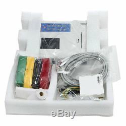Digital 3 Channel 12 lead ECG/EKG machine +software Electrocardiograph US seller