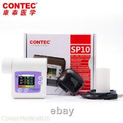 Digital Spirometer Lung Breathing Diagnostic Vitalograph Spirometry + Software