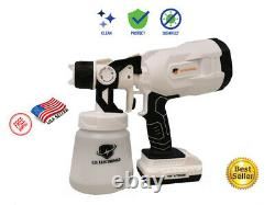 Disinfectant Multi Function Sprayer Gun Cordless 2 battery cleaning and paint