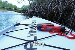 Dt1h Handheld Depth Finder Depth Sounder With Temperature Reads To 300ft