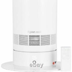 Dyson AM07 Cooling Tower Fan in White/Silver 2 Year Dyson Warranty
