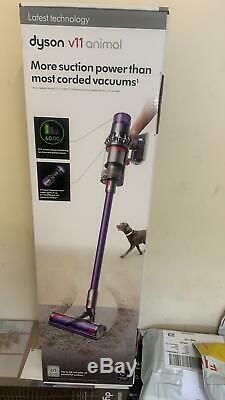 Dyson V11 Animal Hand Held Vacuum Cleaner Purple 2 Yrs warranty. (BNIB)
