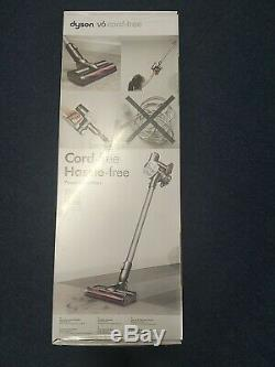 Dyson V6 Cord-free Handheld Vacuum Cleaner Brand New, EU Model with UK Adapter