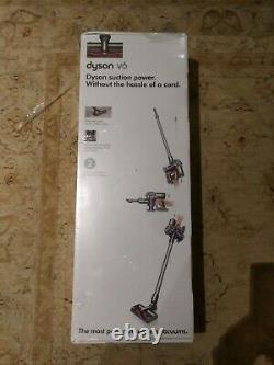 Dyson V6 Cordless Handheld vacuum cleaner. Never Removed from Box